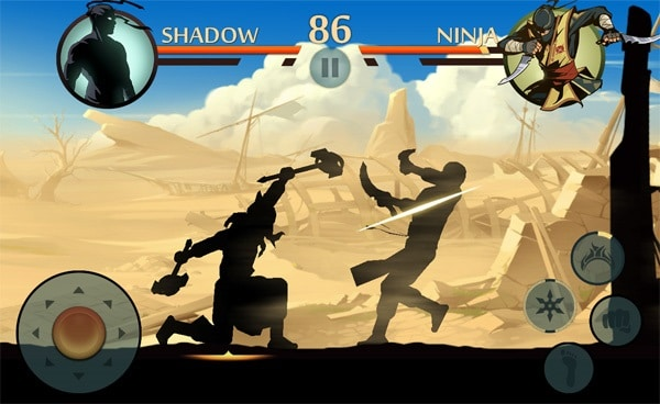 Shadow Fight 2 Cheats Hack for Android: Unlimited free money & gems Mod 1