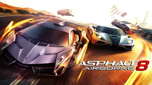 Asphalt 8 Mod Apk Download (Unlimited All + Data) 6