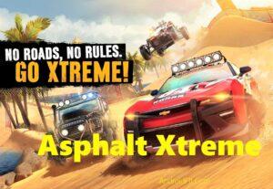 Asphalt Xtreme Apk + Mod + OBB DATA for Android 2