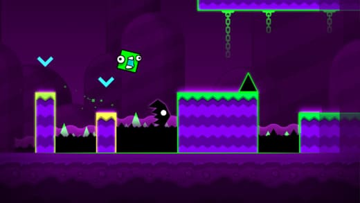 Geometry Dash World Cheats, Tips, Tricks: Strategies to Beat All Levels and Unlock More 7