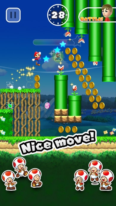 Super Mario Run Apk v3.0.4+ Mods Full Game for Android 5