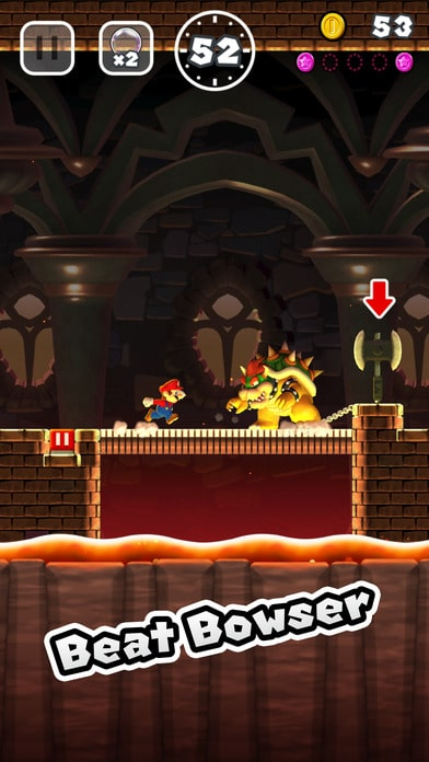 Super Mario Run Apk v3.0.4+ Mods Full Game for Android 4