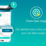 Check Data Usage App